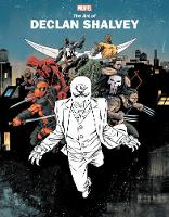Marvel Monograph: The Art Of Declan Shalvey (Paperback)