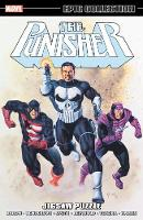 Punisher Epic Collection: Jigsaw Puzzle (Paperback)