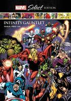 Infinity Gauntlet Marvel Select Edition (Hardback)