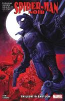 Spider-man Noir: Twilight In Babylon (Paperback)