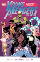 Young Avengers By Gillen & Mckelvie: The Complete Collection (Paperback)