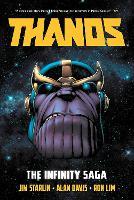Thanos: The Infinity Saga Omnibus (Hardback)