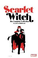 Scarlet Witch By James Robinson: The Complete Collection (Paperback)