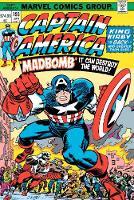 Captain America By Jack Omnibus (Hardback)
