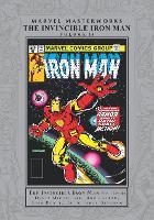 Marvel Masterworks: The Invincible Iron Man Vol. 14 (Hardback)