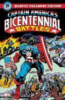 Captain America's Bicentennial Battles: All-new Marvel Treasury Edition (Paperback)