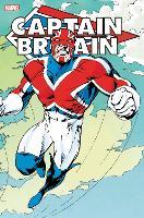 Captain Britain Omnibus (Hardback)
