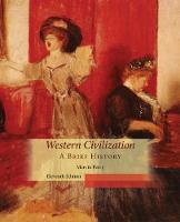 Western Civilization, A Brief History (Paperback)