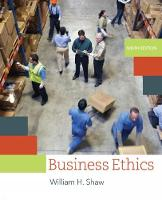 Business Ethics: A Textbook with Cases (Paperback)