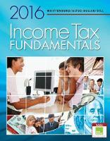 Income Tax Fundamentals 2016 (with H&R Block (TM) Premium & Business Access Code)