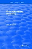 River Water Quality Monitoring (Hardback)