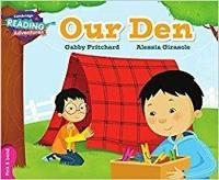 Our Den Pink B Band - Cambridge Reading Adventures (Paperback)
