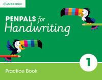 Penpals for Handwriting Year 1 Practice Book - Penpals for Handwriting (Paperback)