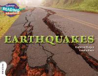 Earthquakes White Band - Cambridge Reading Adventures (Paperback)