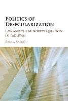 Politics of Desecularization