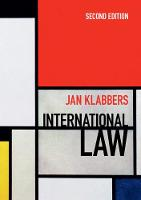 International Law 2nd Edition (Paperback)
