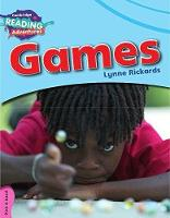Games Pink A Band - Cambridge Reading Adventures (Paperback)