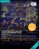 GCSE Geography for AQA Student Book with Cambridge Elevate Enhanced Edition (2 Years) - GCSE Geography for AQA