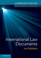 International Law Documents (Paperback)
