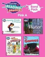 Cambridge Reading Adventures Pink A Band Pack of 9 - Cambridge Reading Adventures