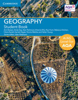 A/AS Level Geography for AQA Student Book - A Level (AS) Geography for AQA (Paperback)