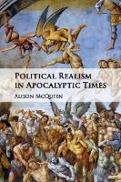 Political Realism in Apocalyptic Times (Paperback)