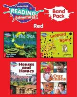 Cambridge Reading Adventures: Cambridge Reading Adventures Red Band Pack of 10