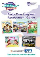 Cambridge Reading Adventures Pink A to Blue Bands Early Teaching and Assessment Guide - Cambridge Reading Adventures (Spiral bound)