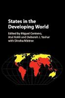 States in the Developing World (Paperback)