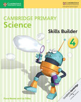 Cambridge Primary Science: Cambridge Primary Science Skills Builder 4 (Paperback)