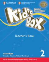 Kid's Box Level 2 Teacher's Book American English (Paperback)