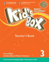 Kid's Box Level 3 Teacher's Book American English (Paperback)