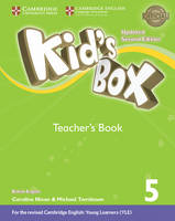Kid's Box Level 5 Teacher's Book British English (Paperback)