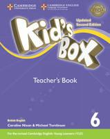 Kid's Box Level 6 Teacher's Book British English (Paperback)