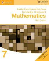 Cambridge Checkpoint Mathematics Skills Builder Workbook 7 (Paperback)
