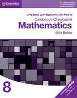 Cambridge Checkpoint Mathematics Skills Builder Workbook 8 (Paperback)