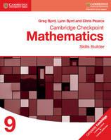 Cambridge Checkpoint Mathematics Skills Builder Workbook 9 (Paperback)