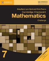 Cambridge Checkpoint Mathematics Challenge Workbook 7 (Paperback)