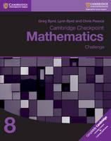 Cambridge Checkpoint Mathematics Challenge Workbook 8 (Paperback)