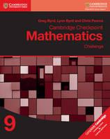 Cambridge Checkpoint Mathematics Challenge Workbook 9 (Paperback)