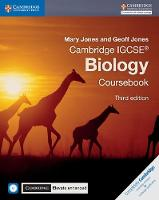 Cambridge IGCSE (R) Biology Coursebook with CD-ROM and Cambridge Elevate Enhanced Edition (2 Years) - Cambridge International IGCSE