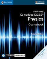 Cambridge IGCSE (R) Physics Coursebook with CD-ROM and Cambridge Elevate Enhanced Edition (2 Years) - Cambridge International IGCSE