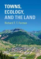 Towns, Ecology, and the Land (Paperback)