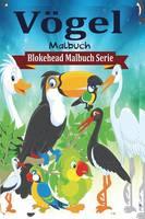 V�gel Malbuch (Paperback)