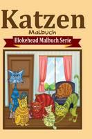 Katzen Malbuch (Paperback)