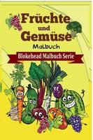 Fr�chte Und Gem�se Malbuch (Paperback)