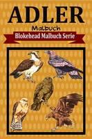 Adler Malbuch (Paperback)