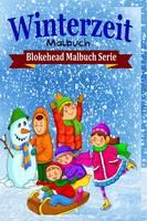 Winterzeit Malbuch (Paperback)