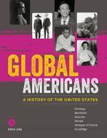 Global Americans, Volume 2 (Paperback)