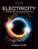 Electricity for Refrigeration, Heating, and Air Conditioning (Hardback)